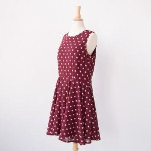 Maison Jules Fit & Flare Dress